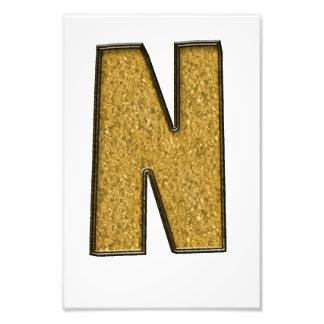 Bling Gold N Photo Art