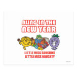 Bling in the New Year Post Cards