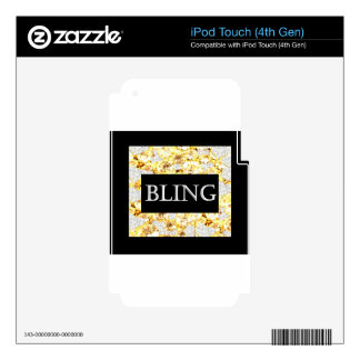 BLING iPod TOUCH 4G SKIN
