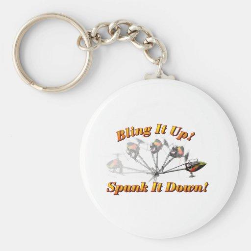 Bling It Spank It Keychains