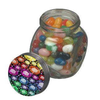 Bling - Jelly Beans Glass Jar