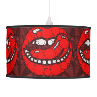 Bling Licking Lips Lamps