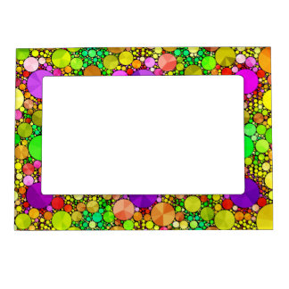 Bling Picture Frame Magnets