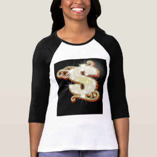 Bling Money Jersey T-Shirt