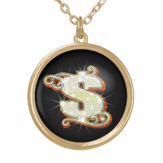 Bling Money Necklace