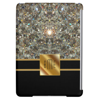 Bling Monogram iPad Air Case