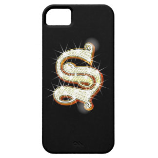 Bling Monogram S iPhone 5 Case