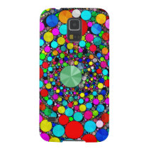 Bling Pattern Galaxy S5 Cover