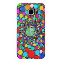 Bling Pattern Samsung Galaxy S6 Case