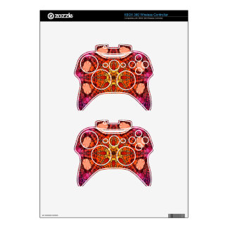 Bling Pattern Xbox 360 Controller Skins
