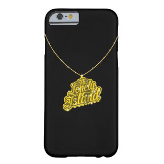 Bling pequeño funda de iPhone 6 barely there