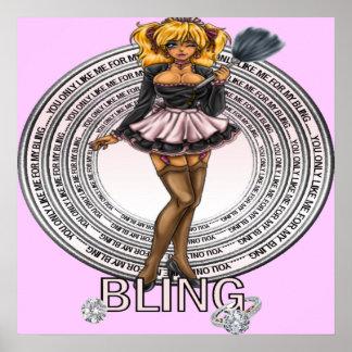 Bling - poster