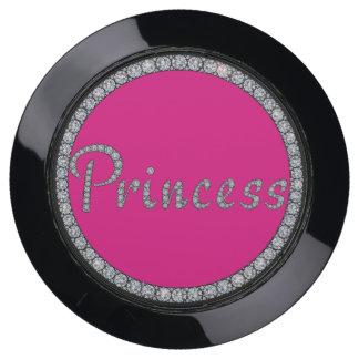 Bling Princess design USB Charging Station