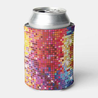 Bling-Refrigerador colorido Enfriador De Latas
