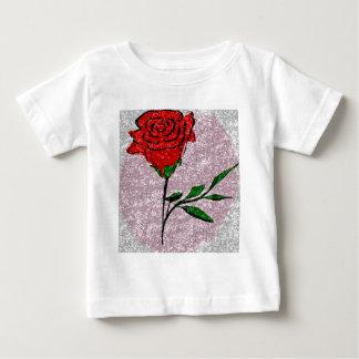 Bling Rose Baby T-Shirt