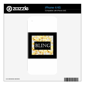 BLING SKIN FOR iPhone 4