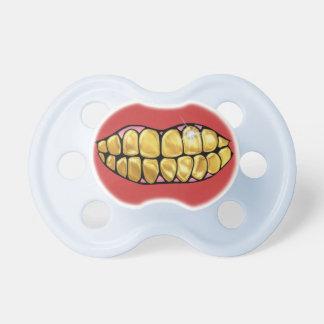 Bling Teeth Pacifier