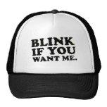 blink hats