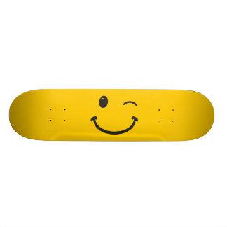 Blink! Skateboard Deck
