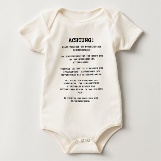 Blinken Lights Baby Bodysuit