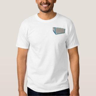 """""""Blinkenlichten w/Altair"""" Pocket & Back Light T Shirt"""