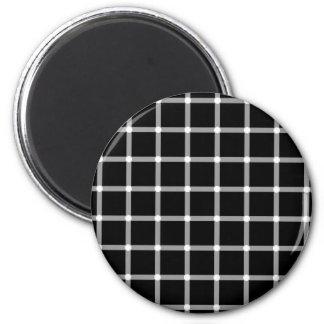 Blinking Dots - Optical Illusion Fridge Magnets