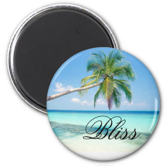 Bliss 2 Inch Round Magnet