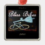 Bliss Bikes Ornament