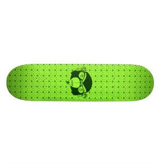 Bliss Board Green Skate Deck