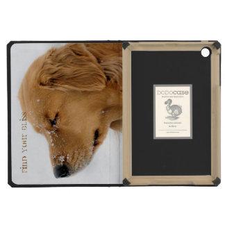 Bliss Golden Retriever iPad Mini Cases
