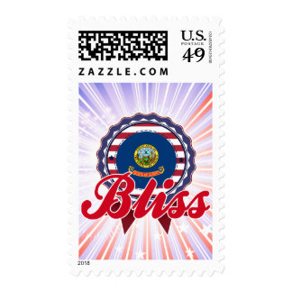 Bliss, ID Postage Stamp
