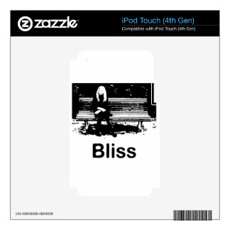 Bliss iPod Touch 4G Skins