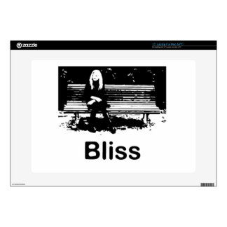 Bliss Laptop Decal