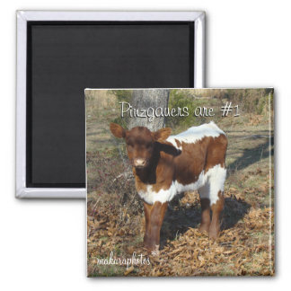 Bliss Magnet-customize 2 Inch Square Magnet