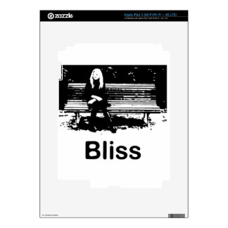 Bliss Skin For iPad 3