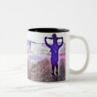 Bliss Two-Tone Coffee Mug