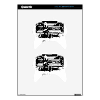 Bliss Xbox 360 Controller Decal