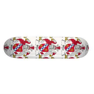 Blisse Family Crest Skate Deck