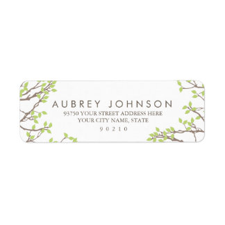 custom wedding sticker labels return address etc