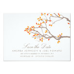 Blissful Branches Wedding Save the Date Card