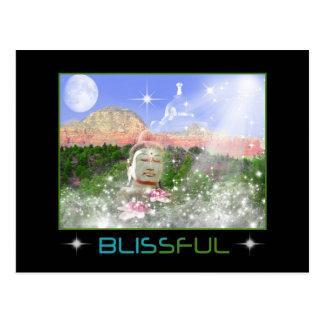 Blissful Sedona Postcard