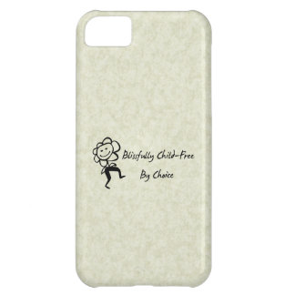 Blissfully Child-Free Case For iPhone 5C
