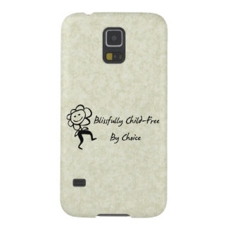 Blissfully Child-Free Cases For Galaxy S5