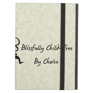 Blissfully Child-Free iPad Covers