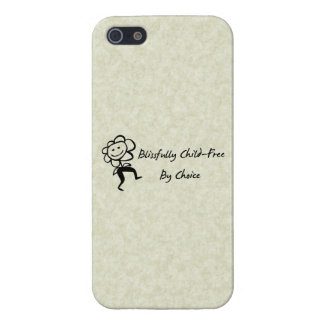 Blissfully Child-Free Case For iPhone 5