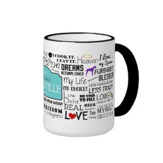 Blissville Childfree Mug