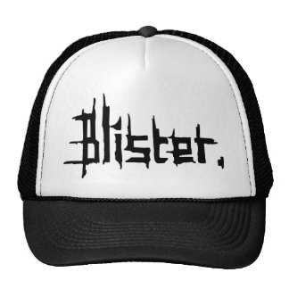 Blíster. Trucker Hat Gorros