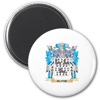 Blithe Coat of Arms Magnets
