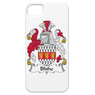 Blithe Family Crest iPhone 5 Case