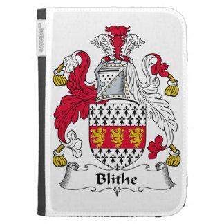 Blithe Family Crest Kindle 3G Case